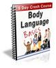 Thumbnail Body Language Basics - signs of body language