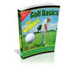Thumbnail Golf Basics For Newbies - teach your self golf