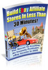 Thumbnail Build eBay Affiliate Stores in Less Than 30 Minutes