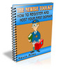 Thumbnail NEWBIE TOOLKIT How To Get & Promote Your First Affiliates