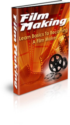 Product picture Film Making - Learn Basics to Becoming a Film Maker