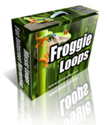Product picture Froggie Loops