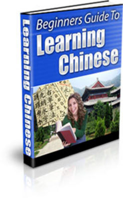 Product picture A Beginners Guide to Learning Chinese - talk chinese