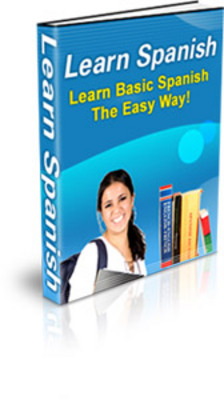 Product picture Learn Basic Spanish The Easy Way - talk spanish
