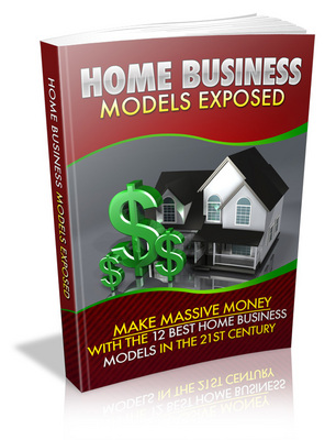 Product picture Home Business Model Exposed - best way on making money