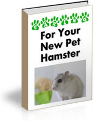 Product picture Caring For Your Hampster