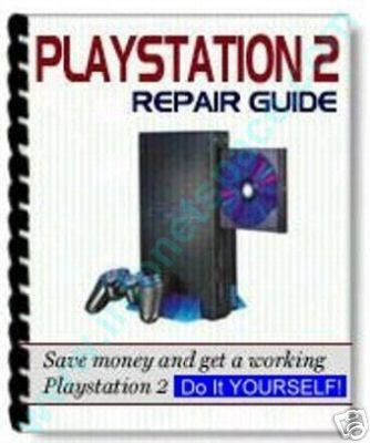 Product picture Playstation 2 Service  Manual