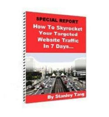 Product picture How To Skyrocket Your Targeted Website Traffic In 7 Days