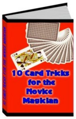 Product picture 10 Card Tricks For The Novice