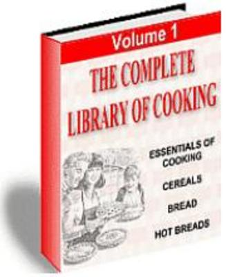 Product picture The Complete Cooking Library