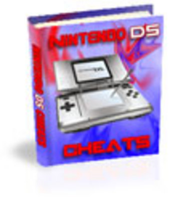 Product picture Nintendo DS Cheats
