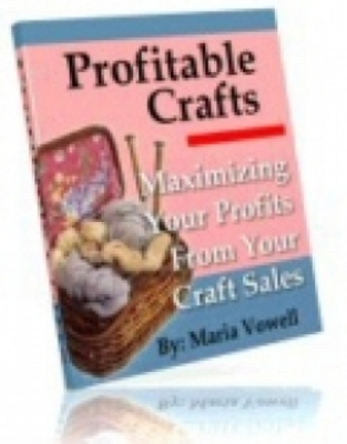 Product picture Profitable Crafts Volumes 1 2 3 4
