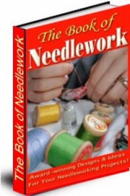Product picture The Book of Needlework