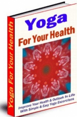 Product picture Yoga For Your Health