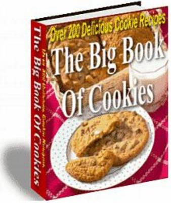 Product picture Big Book Of Cookies